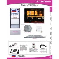 Display LED Light Panel