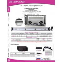 LED Bright Track Light Fixture
