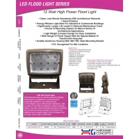 High Power Flood Light