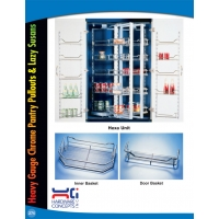 Pull Out Pantry Systems