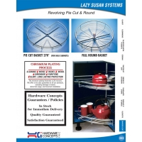 Lazy Susan Systems