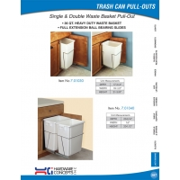 Trash Can Pull Outs