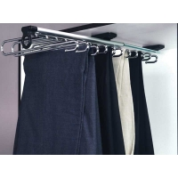 FULL EXT. P MOUNT PANTS RACK ‐ 8.01010