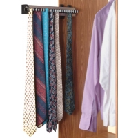 SIDE MOUNT TIE RACK PULL OUT ‐ 8.04012