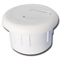 .75 Inch ROUND PLASTIC GROMMET including COVER ‐ 6605