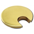 2.75 Inch GROMMET CAP POLISHED BRASS ‐ 6848