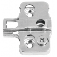 2 PIECE CAM ADJUSTABLE PLATE 0 m.m. ‐ 4.796000