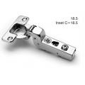 110 SOFT CLOSE INSET SNAP HINGE ‐ 4.721018