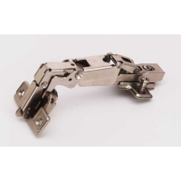 165 ANGLE OPENING SNAP HINGE including DOWELS ‐ 4.765500