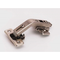 130 ANGLE OPENING PIE CUT FREE SWING HINGE W DOWELS ‐ 4.766500