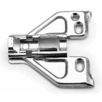 1 m.m. FACE FRAME SOFT CLOSE HINGE PLATE ‐ 4.792001