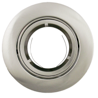 SATIN CHROME TRIM RING FOR LED ENGINE LIGHT 5.94115-078