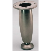 LEG COLUMN ZINC SATIN CHROME ‐ 1130‐078
