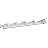 20W FLUORESCENT LIGHT 21.5 Inch ‐ 5.00520