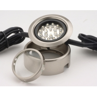 LED 120V 1.5 WATTS DIMMABLE PUCK LIGHT ‐ 5.12002