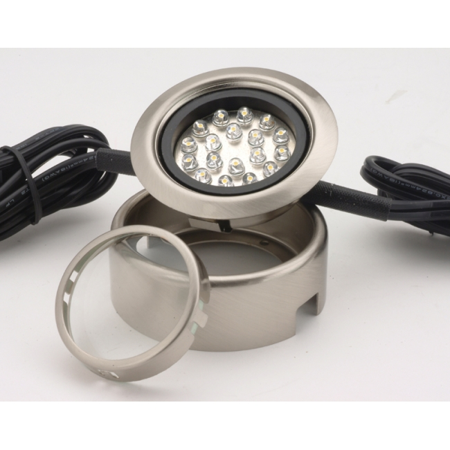 120v 15 watts dimmable puck light 512002 led 120v 15 watts dimmable puck light 512002 mozeypictures Images