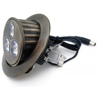 3 WATTS HIGH POWER SWIVEL LED LIGHT ‐ 5.12080
