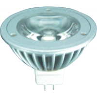 LED 3 WATTS HIGH POWER GU 10 BULB ‐ 5.92004