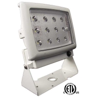 LED FLOOD LIGHT 40 W 110V~277V 6000K  - LED-040F